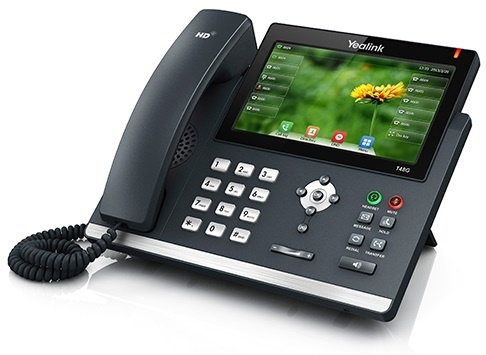 Yealink T48G IP Phone from Fonality