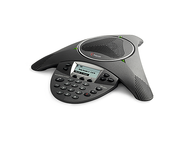 Polycom Soundstation 6000 Conference Phone Features